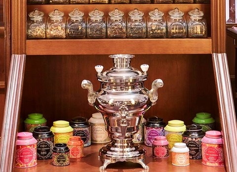 Available variety of tea for every taste