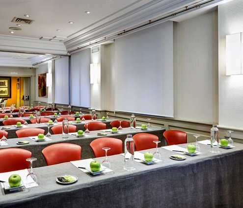 Meeting Rooms - Sercotel G.H. Conde Duque